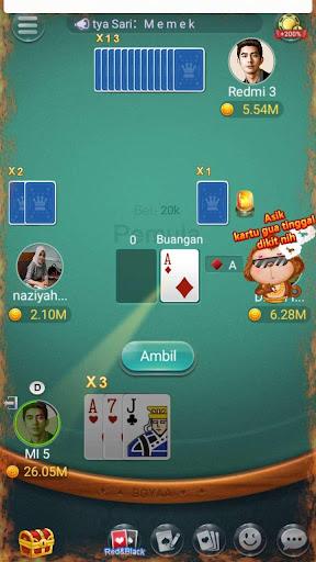 Kartu Cangkulan ( Game Lokal ) 2.5.2 screenshots 18