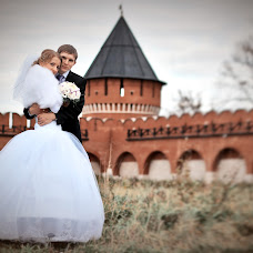 Wedding photographer Elena Gorokhova (LenaFlamma). Photo of 01.02.2014
