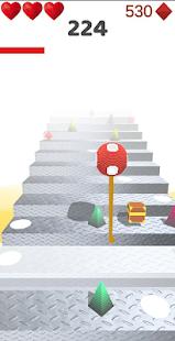 トレジャー階段-シークレットクエストミニゲーム