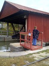Photo: Metamora IN - Duck Creek Aqueduct
