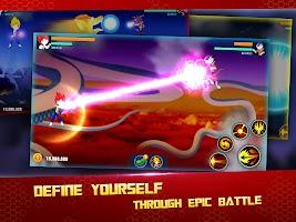 Stick Z: Super Dragon Fight