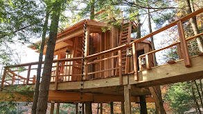The Coolest Treehouse Ever Built thumbnail
