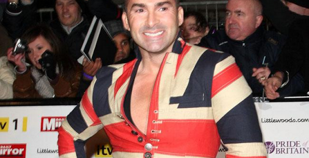 Louie Spence would only return to CBB for loads of money