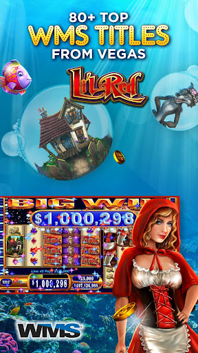 Gold Fish Casino Slots - Free Slot Machine Screenshot
