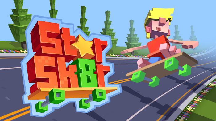 Star Skater- screenshot thumbnail