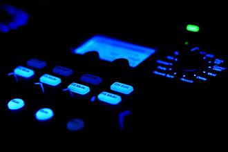 Photo: Zátiší s mixážním pultem