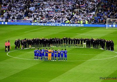 Des joueurs de Leicester City en Thaïlande