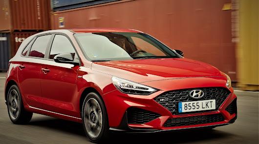 Hyundai i30: 10 cosas que hacen del nuevo i30 irresistible