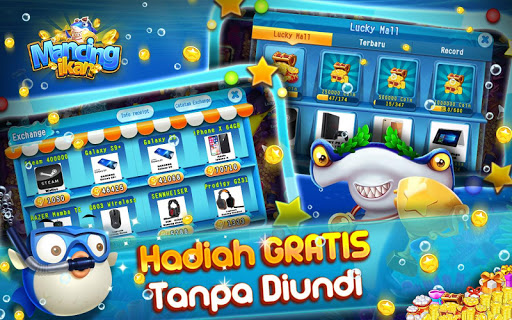 Mancing Ikan - 3D Fishing GO Berhadiah Gratis 1.1.7 screenshots 2