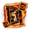 Fire Lion Launcher Theme icon