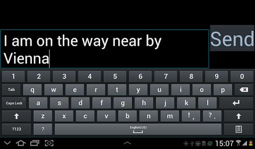 Messenger screenshot 2