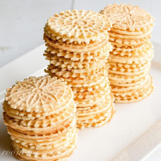Anise Pizzelles Recipes.