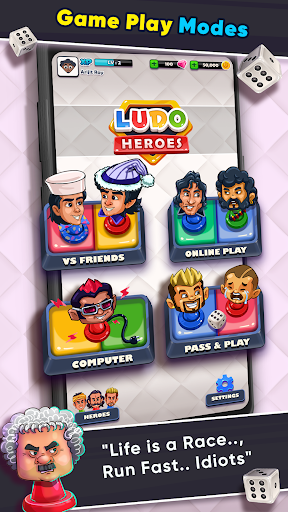 Ludo Hero Party : Online Game  screenshots 2
