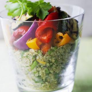 Quinoa and Pepper Salad