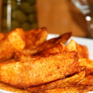Potato Wedges with Spicy Paprika.