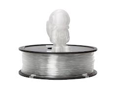Clear MH Build Series TPU Flexible Filament - 1.75mm (1kg)