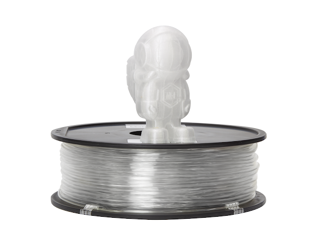 Spool 3D Printing Filament for 3D Printers TPU 95A 3D Printer Filament Grey 2.2 LBS Dimensional Accuracy +//- 0.05mm eSUN Flexible TPU Filament 1.75mm 1KG