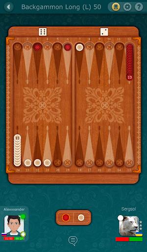 Backgammon LiveGames - live free online game  captures d'u00e9cran 7