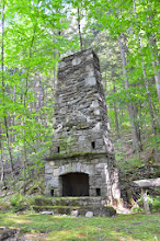 Photo: CCC fireplace at Townshend State Park by Linda Carlsen-Sperry