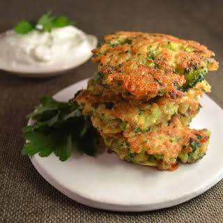 Broccoli Fritters Recipes.