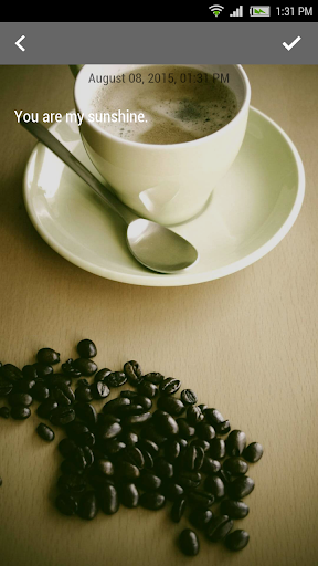 Hot Coffee Memo