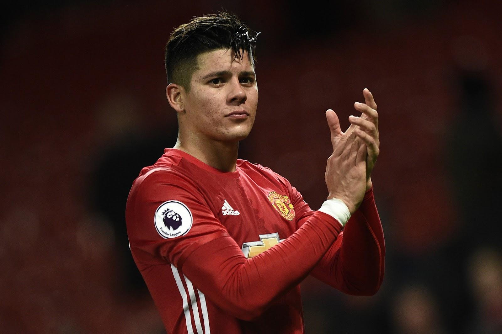 Манчестер Юнайтед планирует продать Маркоса Рохо