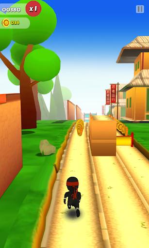 Ninja Runner 3D screenshot 5