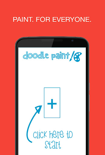 Doodle Paint : Draw with color