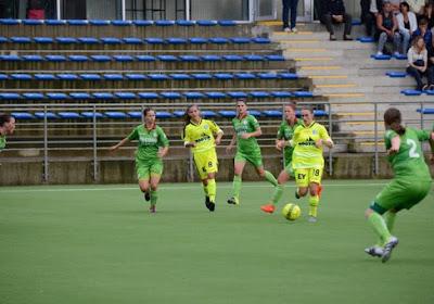 Gent Ladies komen meteen scherp voor de pinnen, Van Gorp met hattrick bij debuut