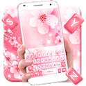 Sakura Blossom Keyboard Theme icon