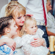 Wedding photographer Lyudmila Dymnova (dymnovalyudmila). Photo of 02.10.2016