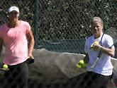 Mentor Clijsters helpt Wickmayer naar zege op Wimbledon