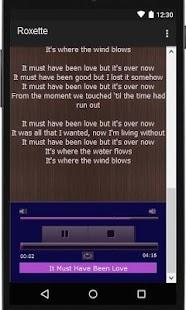 Roxette Lyric Songs - náhled