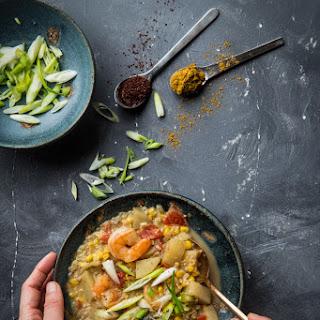 Quinoa Curry Chowder.