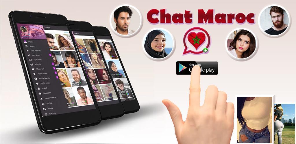 maroc dating chat gift men ser dating websteder