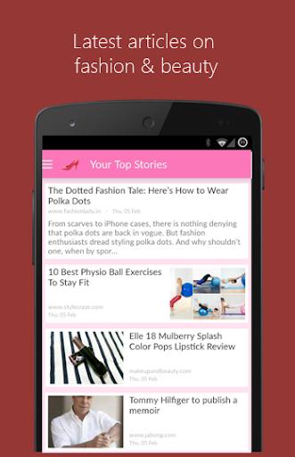 Pink Heels - Fashion Beauty