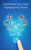 Screenshot of Honeycomb Launcher