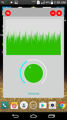 Music Volume EQ 2016 - screenshot