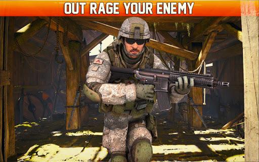 Military Commando Shooter 3D  Wallpaper 11