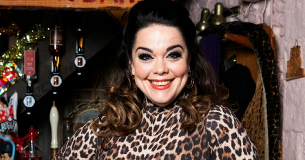 Lisa Riley returning to Emmerdale