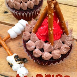 Campfire Cupcakes.