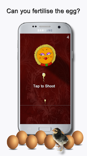 Sperm Shooter Adult Fun 1.0 screenshots 2