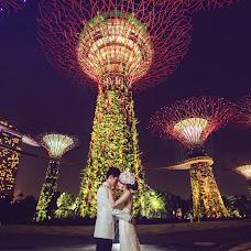 Wedding photographer ZHONG BIN (zhong). Photo of 11.09.2015