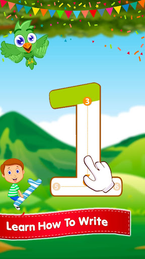 Kids Preschool: Kindergarten Learning Games Free screenshots 2