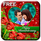 Anniversary Photo Frames icon