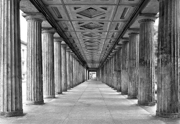 Porticato berlinese di Scaletta