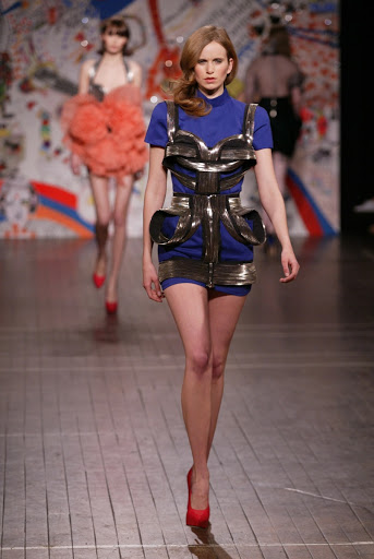 David Koma, Central Saint Martins BA Fashion Press Show, 2007