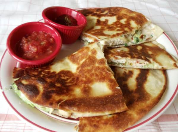 As You Like It Peppery Quesadilla Recipe