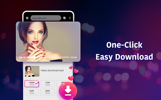 BOX Video Downloader: private download video saver android2mod screenshots 9