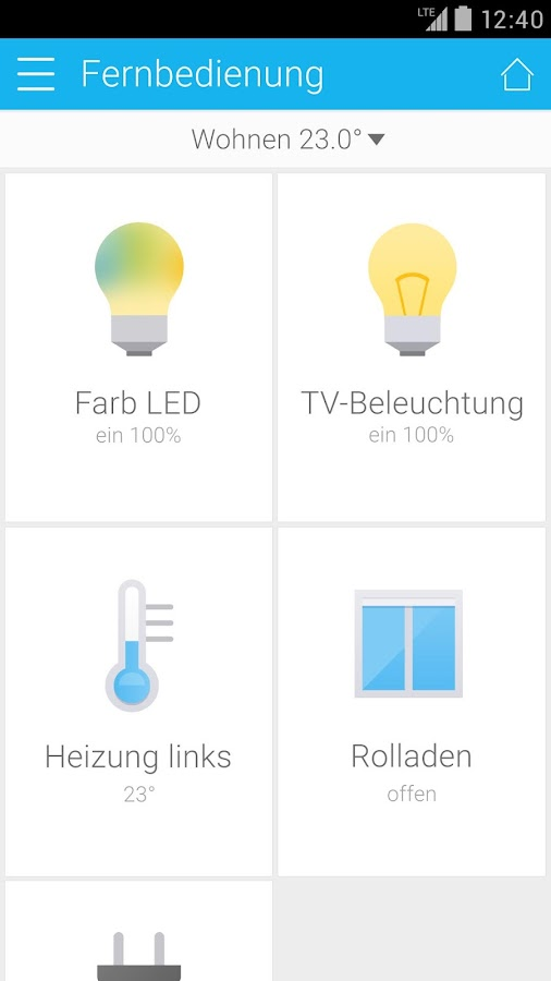 eww Smarthome- screenshot